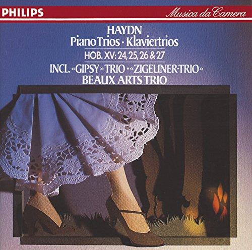 Haydn: Piano Trios Nos. 24 - 27 (Piano Trio Nos)