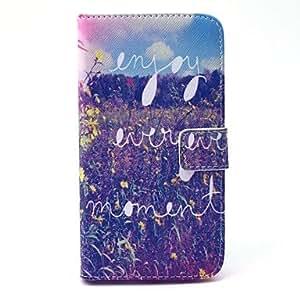 WQQ Teléfono Móvil Samsung - Carcasas de Cuerpo Completo/Fundas con Soporte - Gráfico/Dibujos Animados/Diseño Especial - para SamsungSamsung Galaxy S6