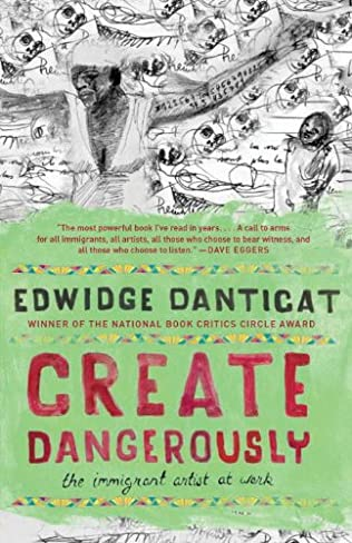 book cover of Create Dangerously