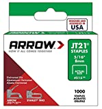 Arrow Fastener 215 Genuine JT21/T27 5/16-Inch