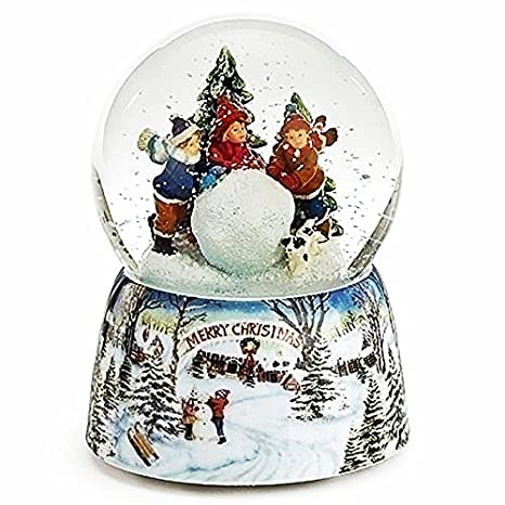 cheapest price classic shoes lace up in Amazon.com: Kensington Row Christmas Collection SNOW GLOBES ...
