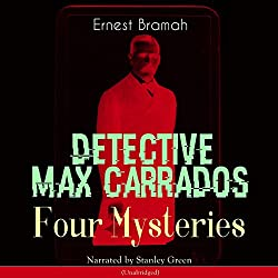 Detective Max Carrados