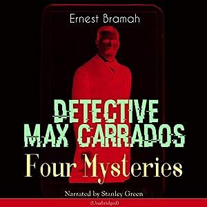Detective Max Carrados Audiobook
