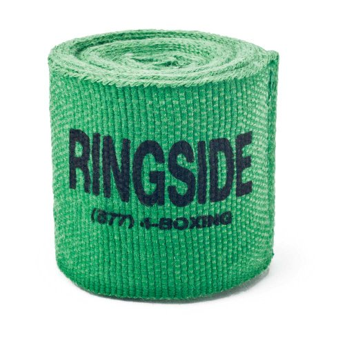 Ringside Mexican-Style Junior Boxing Handwraps (Green)