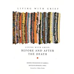 Learn more about the book, Before and After the Death – Living with Grief Series