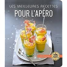 MEILLEURES RECETTES POUR L'APÉRO (LES)
