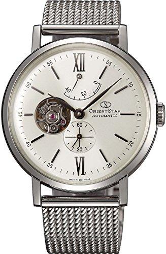 ORIENT watch ORIENTSTAR Orient Star modern classic semi skeleton mechanical automatic winding WZ0161DK Men