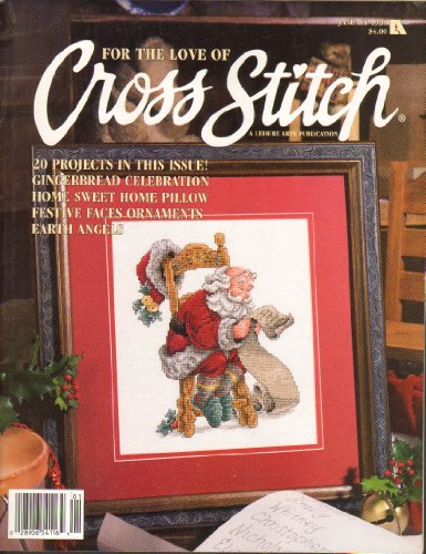 Stitch Love Cross (For the Love of Cross Stitch (January 1998, Volume 10 Number 4))