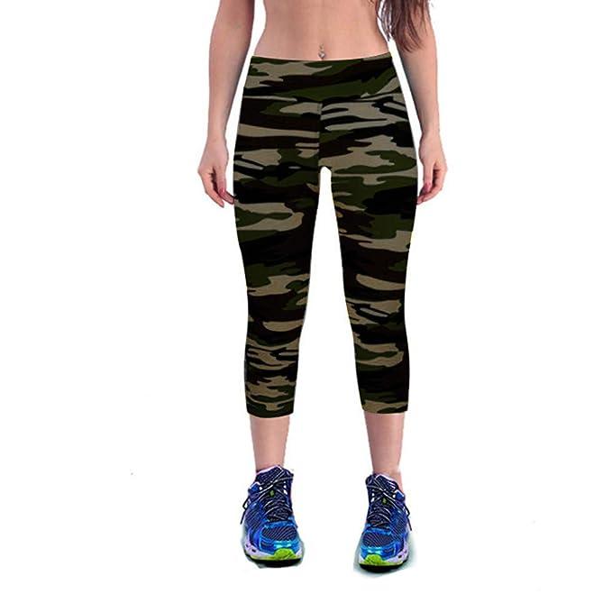 HCFKJ Pantalones De Yoga para Ejercicios De Estiramiento De ...
