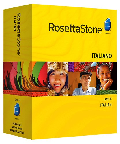 Rosetta Stone V3: Italian Level 3 with Audio Companion [OLD VERSION]