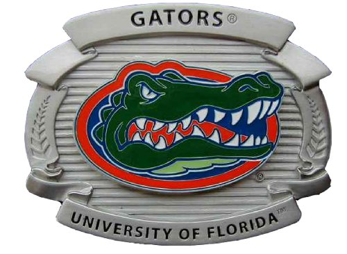 University of Florida Gators Large Size Novelty Belt Buckle