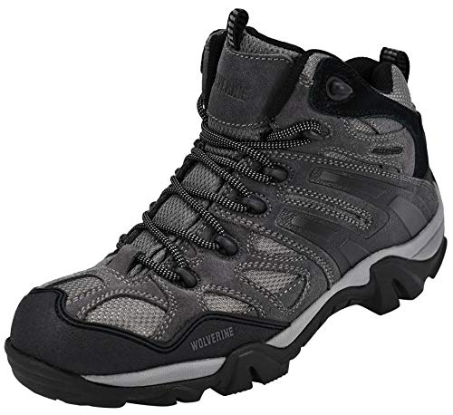 Wolverine Men's W05745 Wilderness Gunmetal-M