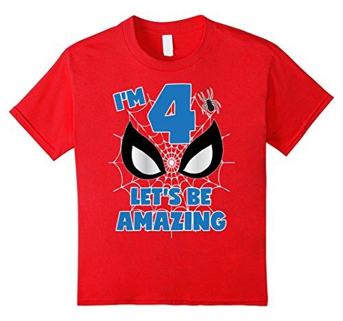 Kids  (Spider Woman Costume T-shirt)