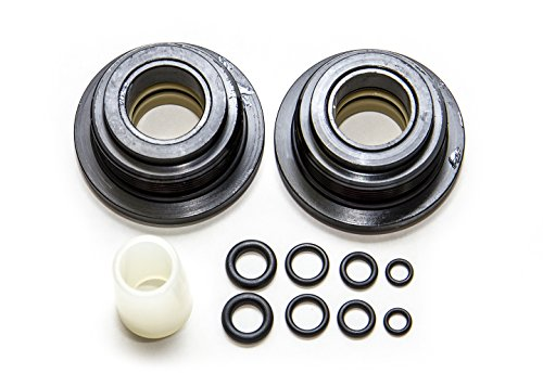SeaStar HS5167 Front Mount Hydraulic Steering Cylinder Seal Kit, Withouth Wrench