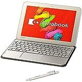 東芝 Windows 10搭載タブレット dynabook Tab サテンゴールド PS90TGP-NYA