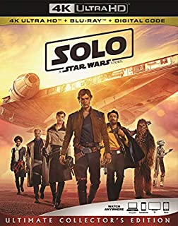SOLO: A STAR WARS STORY [Blu-ray] (Bilingual) (B07CQL3455) | Amazon Products