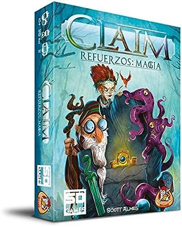 Claim Refuerzos: Magia: Amazon.es: Juguetes y juegos