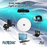 PlexDisc 633-214 25 GB 6X Blu-ray White Inkjet