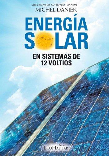 Energ%C3%ADa solar sistemas v%C3%B3ltios Spanish product image