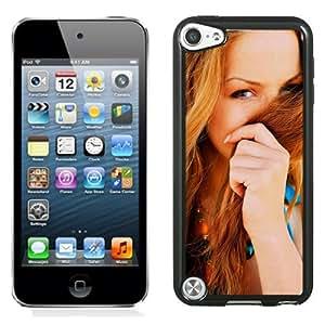 New Custom Designed Cover Case For iPod 5 Touch With Jordan Carver Girl Mobile Wallpaper(1).jpg