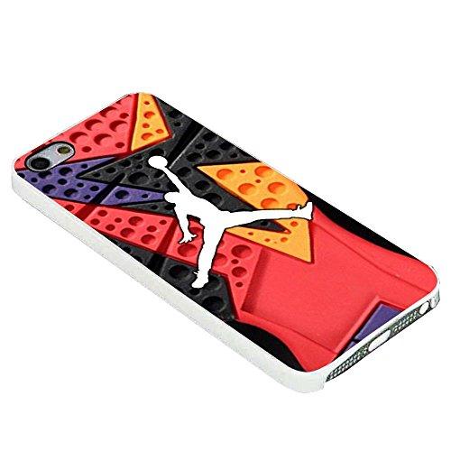 Jordan Retro 7 Raptors for Iphone Case (iPhone 6s plus white)