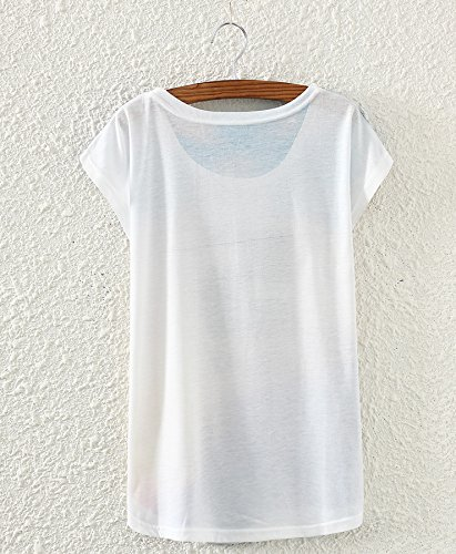 LemonGirl - Camisas - Manga corta - para mujer F
