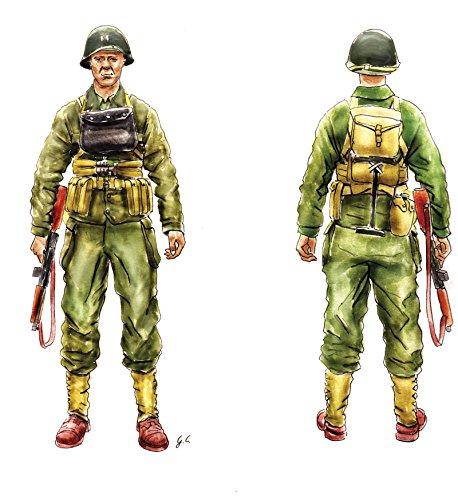 Italeri- Infanterie US EMBARQUEE, I6522, Non renseigné 3