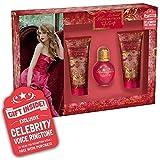 Taylor Swift Wonderstruck Enchanted Gift Set for Women with Bonus Celebrity Voice Ring Tone, 3 pc