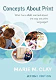 img - for Concepts About Print, Second Edition: What Has a Child Learned About the Way We Print Language? book / textbook / text book