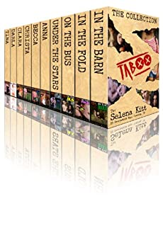 Taboo The Collection Box Set by [Kitt, Selena]
