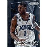 2014 / 15 Panini Prizm Basketball Card # 190 Tracy McGrady - Orlando Magic