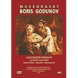 Mussorgsky - Boris Godunov / Kozlovsky, Pirogov, Nelepp, Mikhailov, Avdeyeva, Krivchenya, Nebolsin, Bolshoi Opera