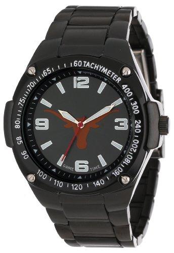 Game Time Unisex COL-WAR-TEX Warrior Texas Analog 3-Hand Watch