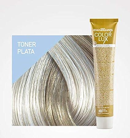 Design Look Crema colorante permanente Color Lux Toner Gris Tortola 100 mL