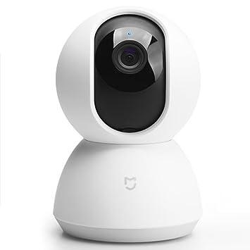 Xiaomi Camera IP de Vigilancia 720P MiJia Giratoria 360° - Wifi - Vision Nocturna -