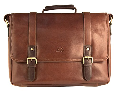 mancini-rfid-secure-messenger-bag-for-141-inch-laptop-brown-under-seat
