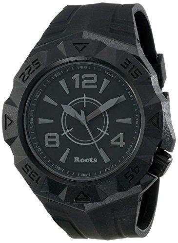 roots-mens-1r-at500ba1b-tusk-analog-display-analog-quartz-black-watch