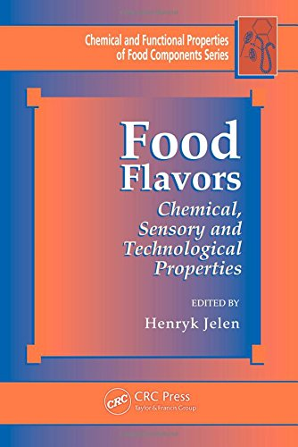 Food Flavors: Chemical, Sensory and Technological Properties (Chemical & Functional Properties of Food Components)