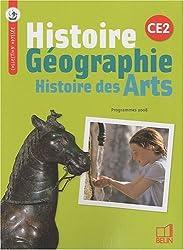 Histoire Géographie Histoire des Arts CE2 : Programmes 2008