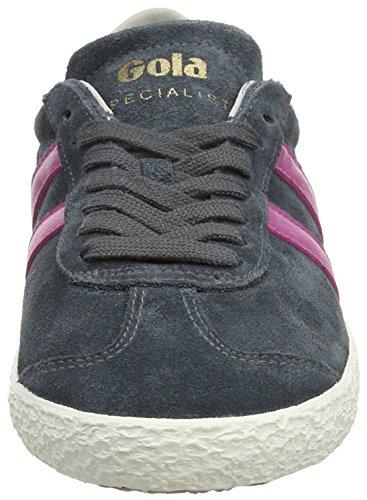 Specialist Gola Baskets Femme fuchsia graphite Gris dSCSnq