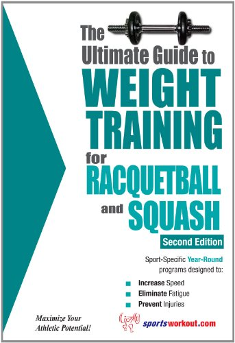 The Basic Guide to Weight Training for Racquetball & Squash