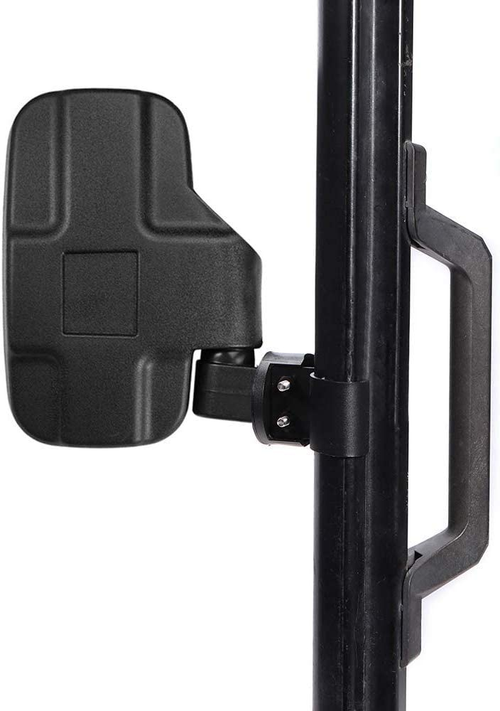Side View Mirrors Compatible with Polaris Ranger 570 900 XP 1000 2015-2021 with Pro Fit Cab(not Compatible with Windshield Full Door)