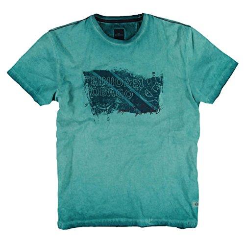 engbers Herren Rundhals T-Shirt, 24826, Grün