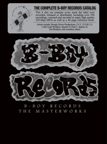 B Boy Records: Masterworks                                                                                                                                                                                                                                                    <span class=