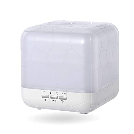 HDFIER humidificador silencioso gran capacidad Difusor ...