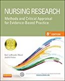 img - for Nursing Research: Methods and Critical Appraisal for Evidence-Based Practice (Nursing Research: Methods, Critical Appraisal & Utilization) book / textbook / text book