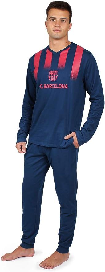 FC Barcelona - Pijama Manga Larga FCBarcelona