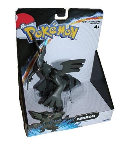 Buy Pokemon Articulated Vinyl Figurine Zekrom 7 Length X 6 5 Tall