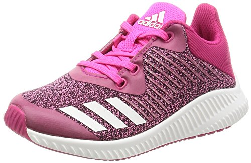 adidas Rosfue Ftwbla Shoes Unisex Kids' Running 5 Fortarun 11 Child Blue K UK 000 Pink Rosimp Rosa r6rqnOHC