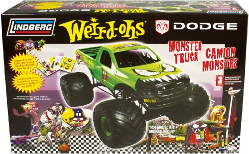 lifted plastic model truck kits - 2